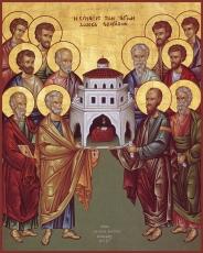 Иконы Праздников и Соборы святых