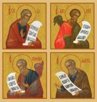 Пророческие ряды. Иконостасы