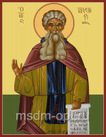 Арсений Великий преподобный, икона (арт.00048)