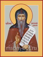 Антоний Дымский преподобный, икона (арт.00049)
