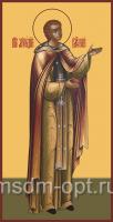 Аркадий Вяземский и Новоторжский преподобный, икона (арт.00091)