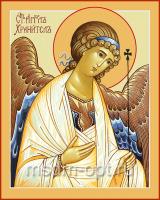 Ангел Хранитель, икона (арт.00157)