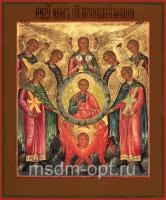 Собор Архангела Михаила, икона (арт.01604)