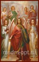 Собор Архангела Михаила, икона (арт.00192)