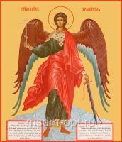 Ангел Хранитель, икона (арт.00195)