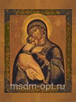 Владимирская икона Божией Матери  (арт.02003)