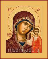 Казанская икона Божией Матери, размер 300 х 400 мм (арт.105-00203)