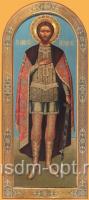Александр Невский благоверный князь, икона (арт.03401)