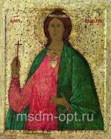 Варвара великомученица, икона (арт.03492)