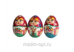Яйцо пасхальное «Матрешка» (арт.36939)