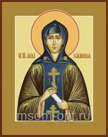 Анна Кашинская благоверная великая княгиня, икона (арт.00454)