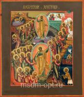 Воскресение Господне, икона (арт.04638)