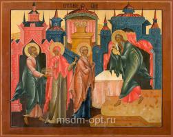 Сретение Господне, икона (арт.04640)