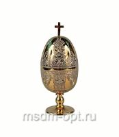 . Яйцо пасхальное с крестом (арт.26225)