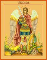 Михаил архангел, икона (арт.06152)