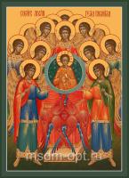 Собор Архангела Гавриила, икона (арт.06156)