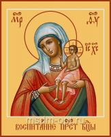 Воспитание икона Божией Матери (арт.06292)