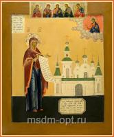 Боголюбская икона Божией Матери (арт.06325)