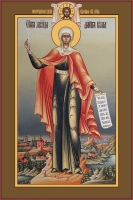 Дария мученица, икона  (арт.06502)