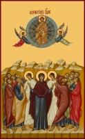 Вознесение Господне, икона (арт.06665)