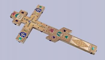 Крест  напрестольный (арт.35965)