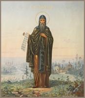 Тихон Лухский преподобный, икона (арт.06890)