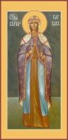 Варвара великомученица, икона (арт.06939)