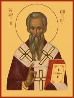 Андрей, архиепископ Критский, святитель, икона (арт.00788)