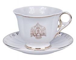 Чайная пара белая (арт.34045-1)