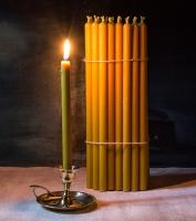 Свечи церковные воск 100% №8