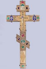 Кресты напрестольные