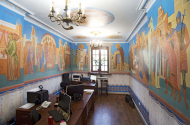 Фрески для храмов