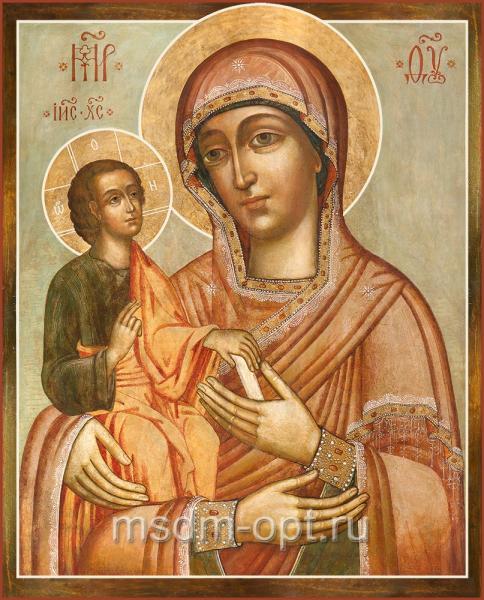 Троеручица икона Божией Матери (арт.00246)