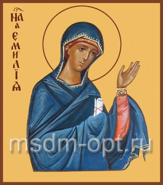Емилия Кесарийская (Каппадокийская) преподобная, икона (арт.008)
