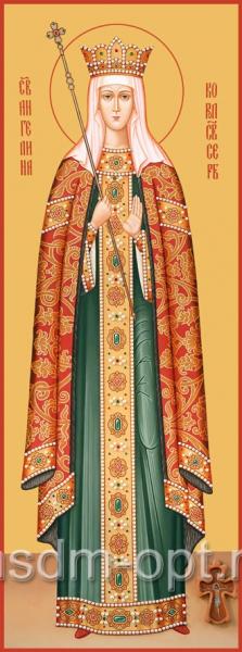 Ангелина Сербская блаженная, икона (арт.041)