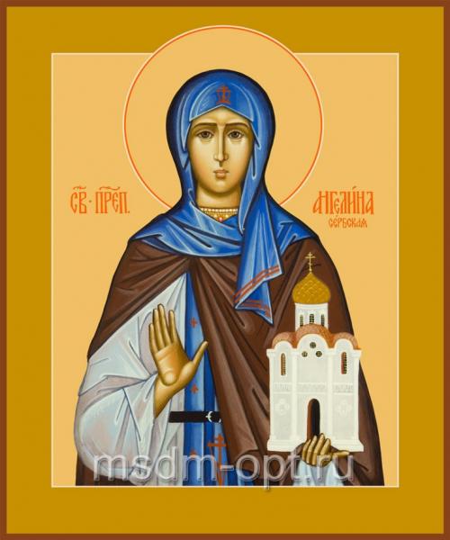 Ангелина Сербская блаженная, икона (арт.066)