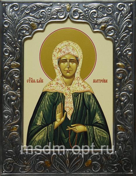 Матрона Московская блаженная, икона (арт.00873)