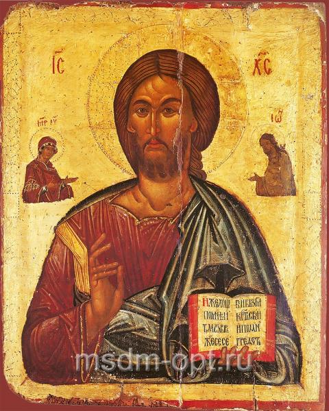 Господь Вседержитель, икона (арт.01053)