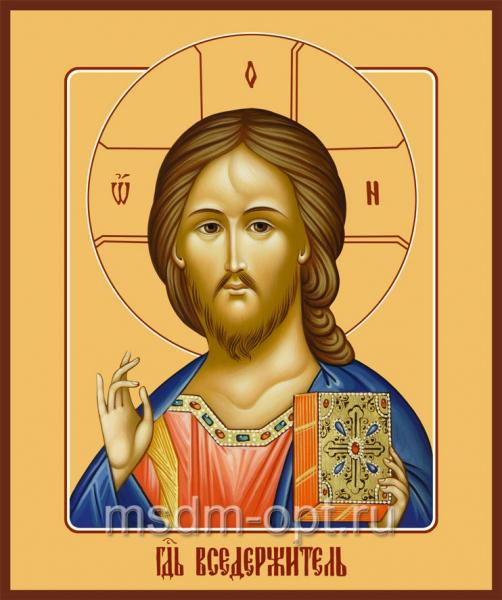 Господь Вседержитель икона (арт.106)