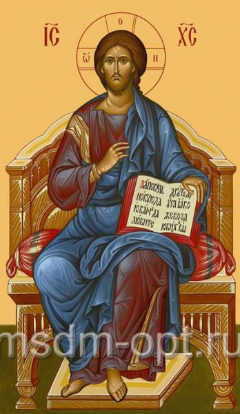 Господь Вседержитель икона (арт.107)