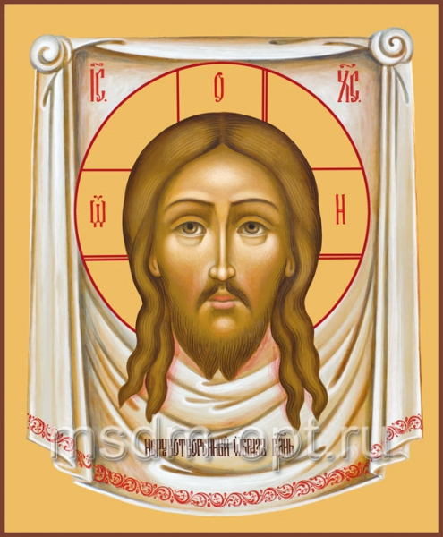 Спас Нерукотворный икона (арт.130)