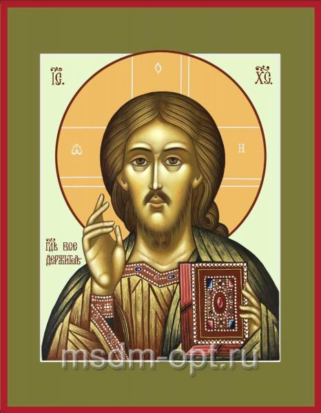 Господь Вседержитель икона (арт.135)