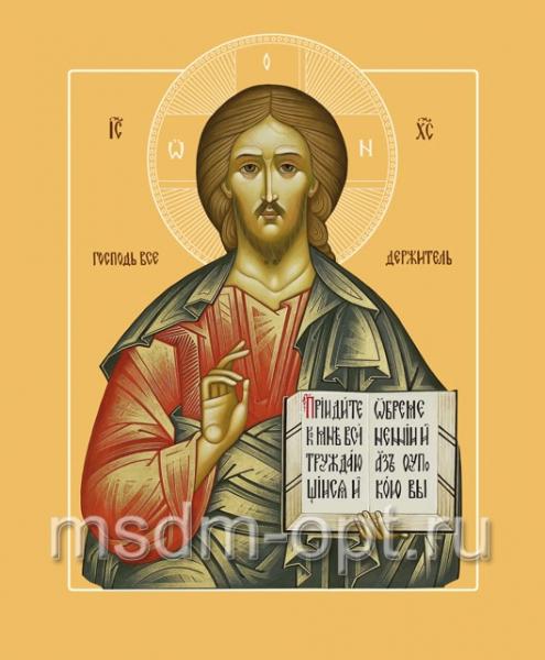 Господь Вседержитель икона (арт.139)