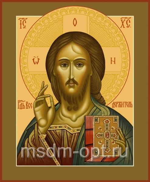 Господь Вседержитель икона (арт.140)