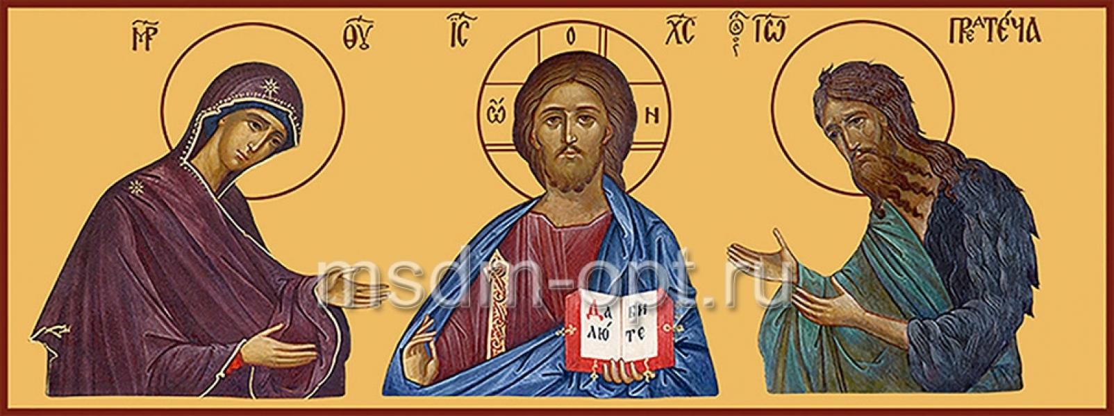 Деисус, икона