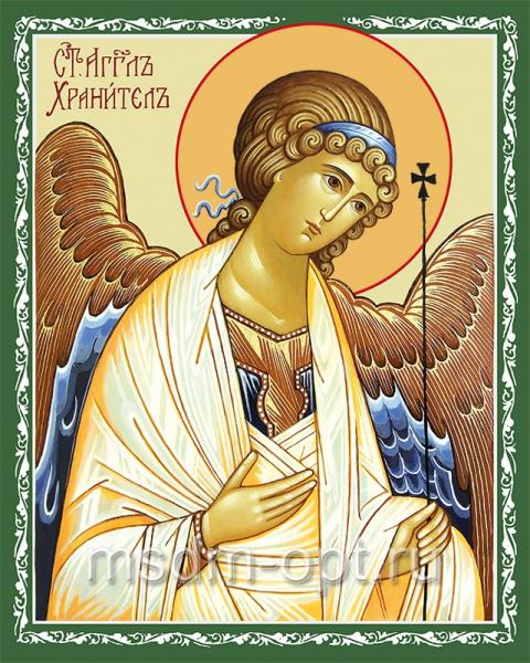 Ангел Хранитель, икона (арт.157)