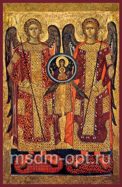 Гавриил и Михаил архангелы