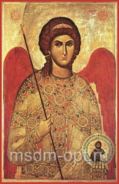 Михаил архангел