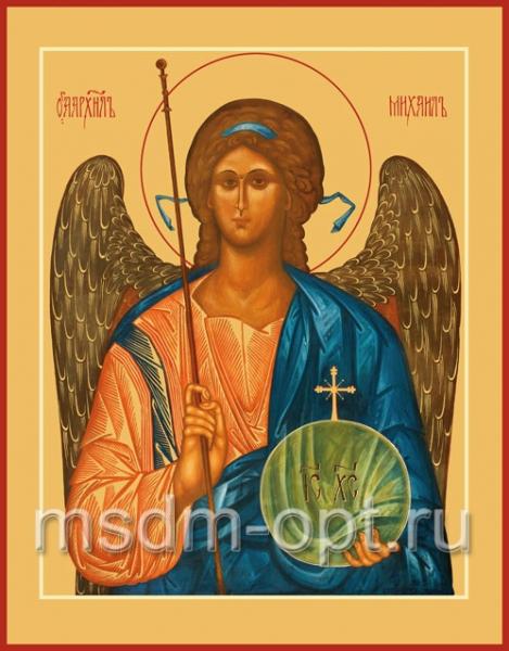 Михаил архангел, икона (арт.163)