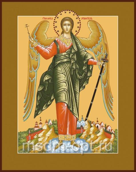 Ангел Хранитель, икона (арт.166)